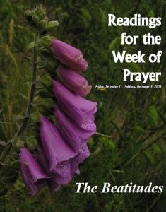 Week of Prayer 2006